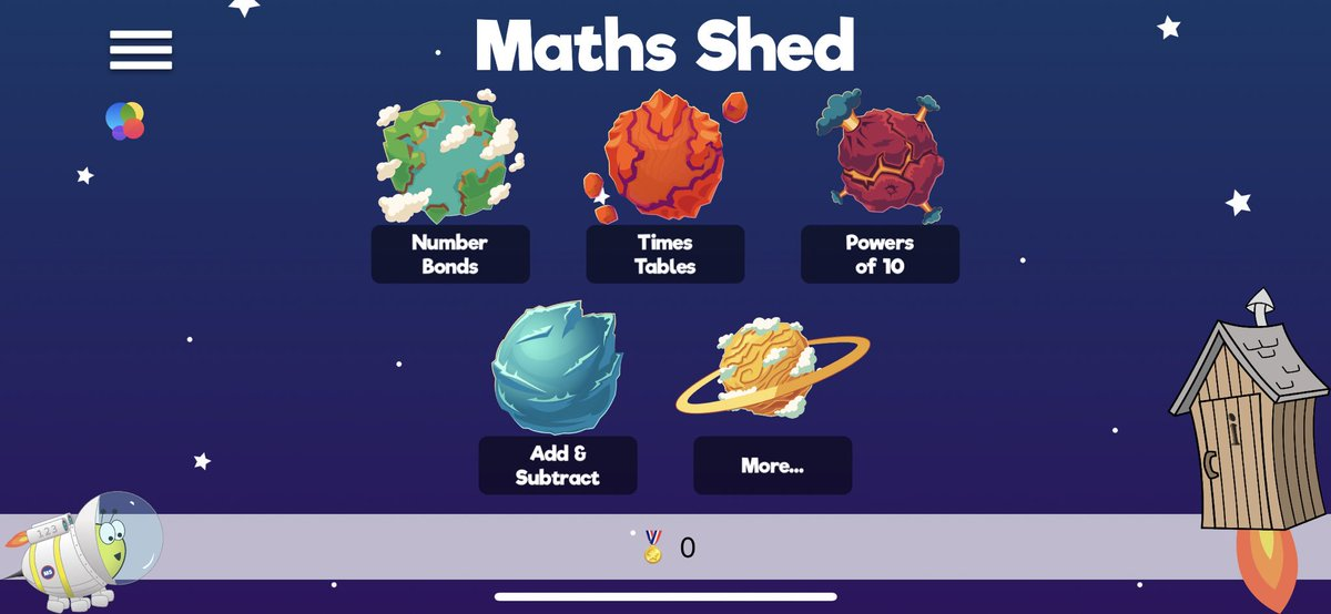 Maths Shed